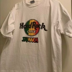 Hard Rock Cafe Jamaica  Size XL Preowned
